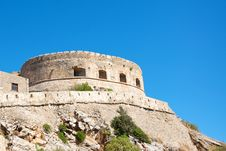 Free Old Fortress. Royalty Free Stock Images - 22308869