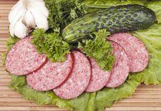 Free Sausage Stock Images - 22310084
