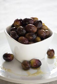 Free Fresh Olives Royalty Free Stock Photography - 22310817
