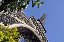 Free The Eiffel Tower Stock Photography - 22313152