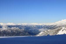 Free Ski Mountains Stock Photos - 22313703
