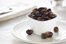 Free Olives For Appetizers Stock Photos - 22313763