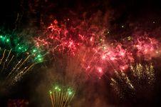 Free Firework Celebration Royalty Free Stock Photography - 22314687