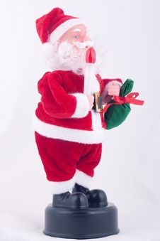 Free Santa Claus Doll Stock Images - 22316754