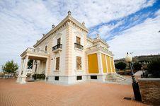 Free Quinta Alegre Palace In Granada Stock Photography - 22318622