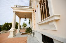 Free Quinta Alegre Palace In Granada Stock Photography - 22318662