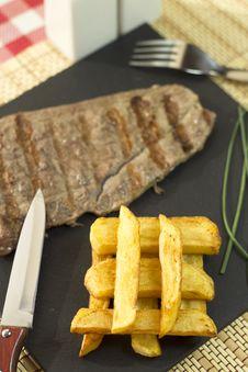 Free Beef Steak Stock Photos - 22319553
