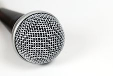 Free Microphone Royalty Free Stock Photo - 22320805