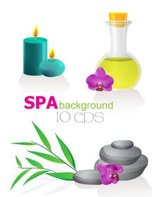 Free SPA Royalty Free Stock Images - 22327249