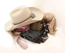 Free Stetson And Accessories Stock Images - 22327784