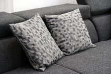 Free Pillows Royalty Free Stock Photography - 22329947