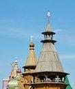 Free Izmailovo. Towers Of The  Kremlin Stock Photography - 22339452