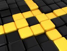 Free Cube Background Stock Image - 22330441