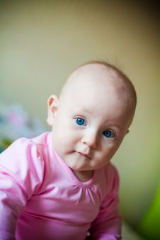Free Little Girl Stock Photography - 22330662