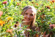 Free Beautiful Young Woman Royalty Free Stock Photo - 22331015