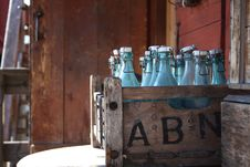 Free Bottles Stock Photography - 22331242