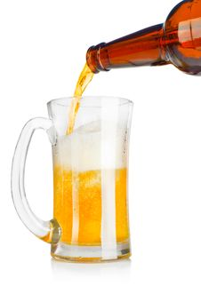 Free Mug Of Beer Stock Photos - 22333593