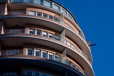 Free Hotel Building Stock Photography - 22334352