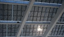 Free Giant Solar Panel In Detail, Barcelona Royalty Free Stock Photo - 22334485