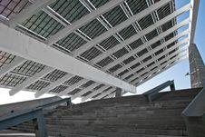 Free Giant Solar Panel In Detail, Barcelona Stock Image - 22334491