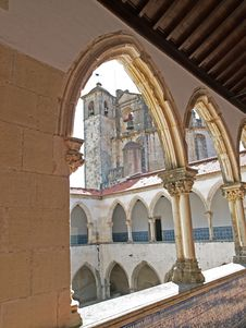 Free Tomar-Portugal Stock Photography - 22339852