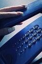 Free Communication Through The Phone Royalty Free Stock Photo - 22345045
