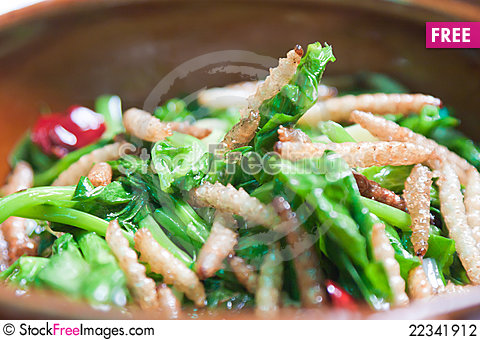Free Chinese Cuisine Stock Photography - 22341912