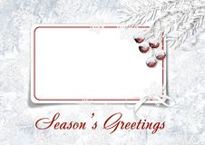 Free Holiday S Greeting Card Stock Image - 22341941