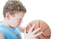 Free Basketball Player Stock Image - 22342401