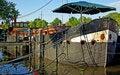 Free Barge Docked Stock Photos - 22358293