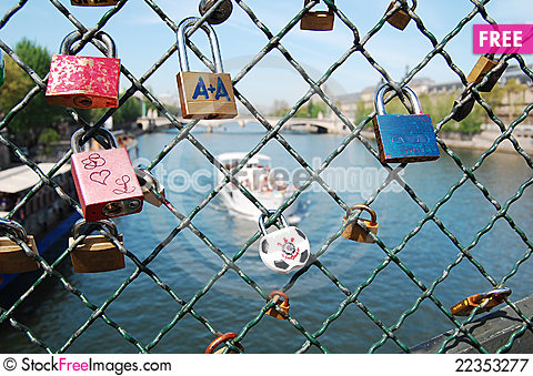 Free Burden Of Love Royalty Free Stock Photography - 22353277
