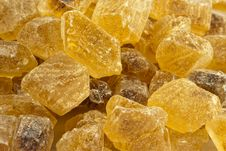 Free Brown Sugar Candy Stock Photo - 22352110