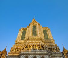 Free Wat Arun Royalty Free Stock Photography - 22355447