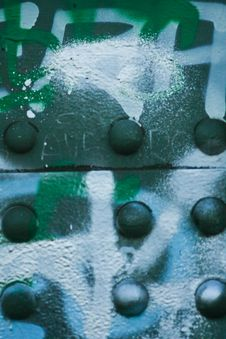 Free Grunge Wall Stock Image - 22358981
