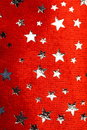 Free Christmas Stars Background Royalty Free Stock Photos - 22366008