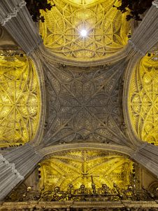 Free Seville-Spain Royalty Free Stock Images - 22360549