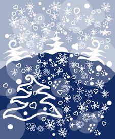 Free Xmas Background Stock Image - 22362891