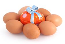 Free Unusual Egg Royalty Free Stock Photo - 22363235