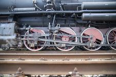 Free Steam Train Royalty Free Stock Images - 22363359