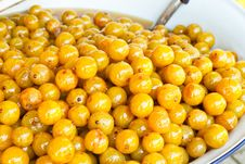Free Mapacea Tree , Asian Fruit Stock Photography - 22369572