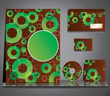 Free Business Style. Abstract Background. Set. Stock Photography - 22372222