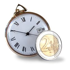 Free Euro Time Royalty Free Stock Image - 22375576