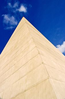 Free Pyramid Near Moscow Royalty Free Stock Photo - 22376025