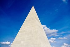 Free Pyramid Near Moscow Royalty Free Stock Image - 22376086