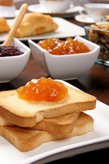 Free International Breakfast Royalty Free Stock Photo - 22380875