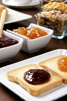 Free International Breakfast Royalty Free Stock Image - 22381026