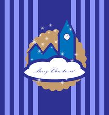 Free Christmas Background Royalty Free Stock Photo - 22389335