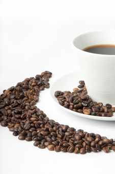 Free Cup Of Coffee Stock Images - 22392004