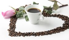 Free Cup Of Coffee Stock Photos - 22392033