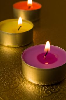 Free Candles Stock Photos - 22398433